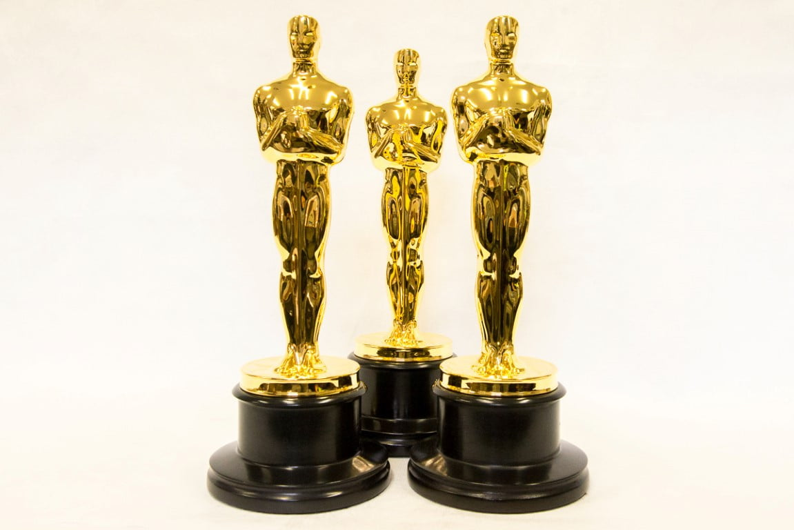This year s Oscar statues were cast from 3D printed scans of the