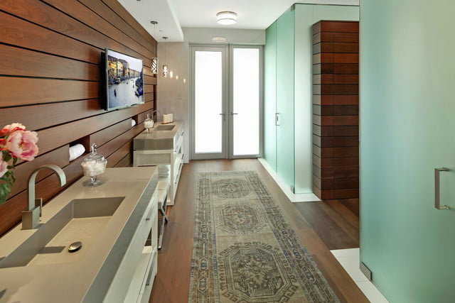 former apple exec selling his smart home for 35 million bathroom