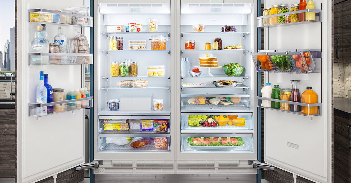 Thermador Unveils A New Line Of Sleek Refrigerator Columns Digital Trends