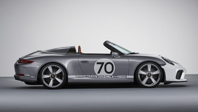 500hp porsche 911 speedster coming in 2019 as limited edition model 3617048 concept 2018 ag