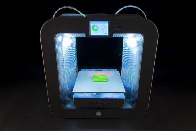 3D Systems Cube 3D Printer fropt