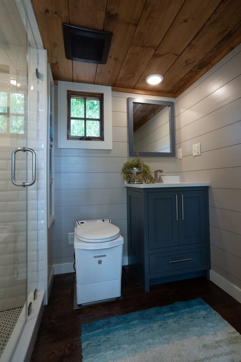 denali xl tiny home 42ft house by timbercraft homes 004