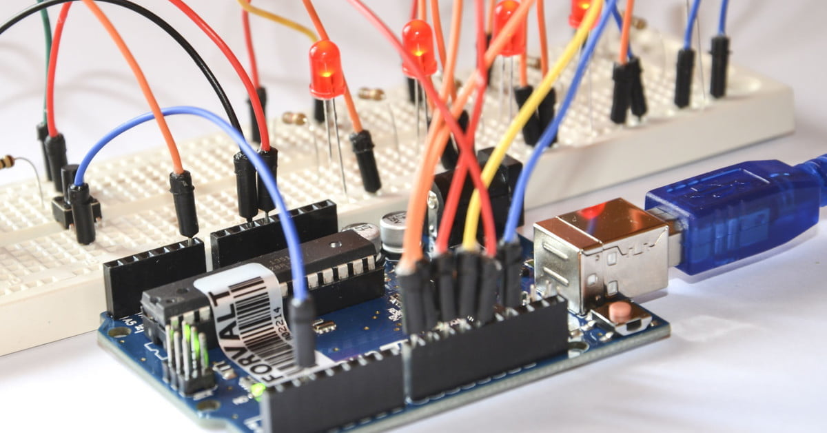The coolest arduino projects you can build at home
