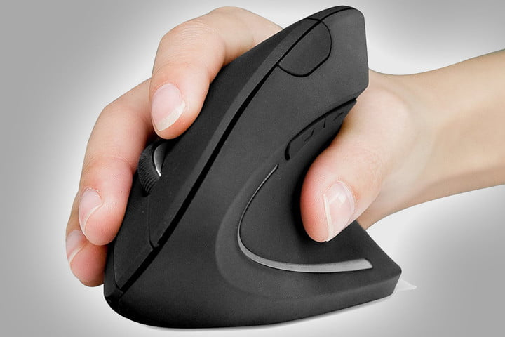 Is your mouse causing wrist pain? Try this ergonomic wireless mouse for just $20