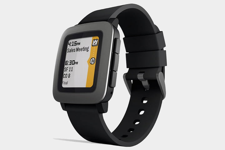 smartwatch deals pebble time