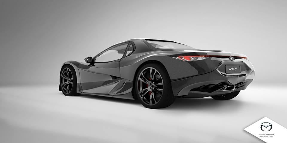 2017 Mazda RX-7 rumors and pictures | Digital Trends
