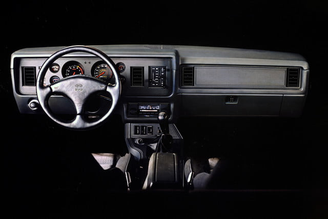 ford mustang history 84 5