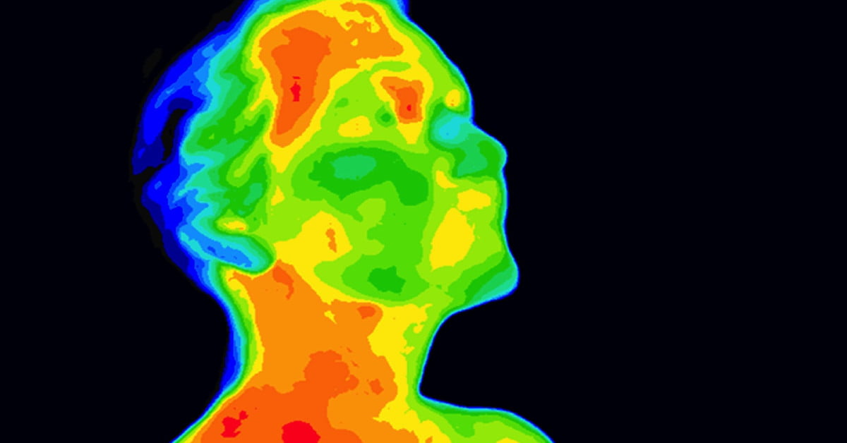 Thermal Imaging Can Reveal Just How Hard Your Brain Is