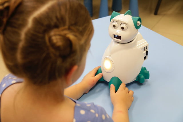 robot could help kids with autism mg 1014