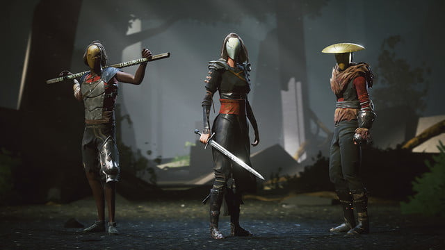 Absolver review characters light
