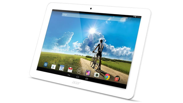 embargo 93 620am et acer goes tablet crazy ifa 2014 iconia tab 8 w 10 one left front white press image