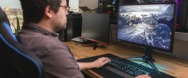 4K and 144Hz? Yup, the Predator XB3 monitor will max out your gaming PC