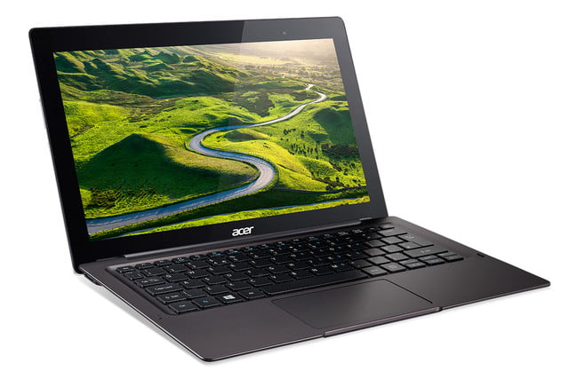 acer computing announce ces 2016 switch 12 s sw7 272 front angle right