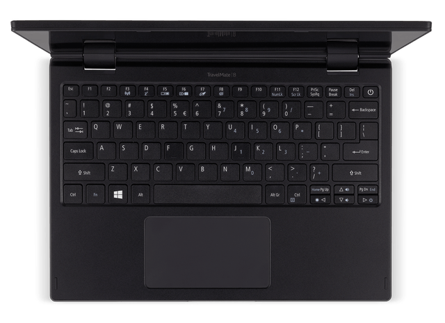 acer introduces travelmate spin b1 windows 10 s convertible b118 02