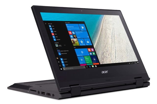 acer introduces travelmate spin b1 for education b118 06