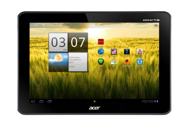 acer iconia tab a200 review digital trends rh digitaltrends com Tablets Acer America Acer Android Tablet Case