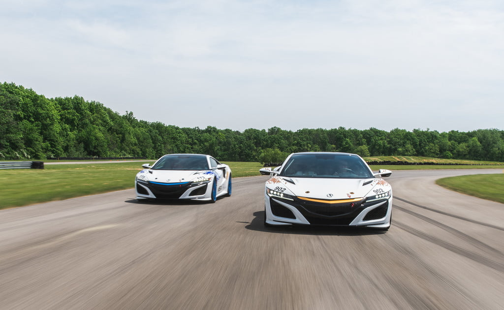 2017 Acura Nsx Racing Debut At Pikes Peak Pictures Specs
