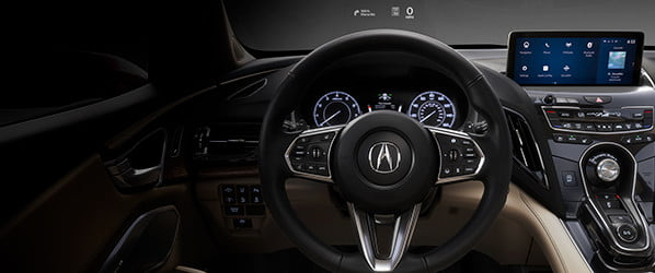 Acura's True Touchpad tech keeps drivers' hands down, eyes up