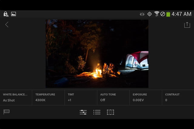 adobe lightroom mobiles photo editing tools now available android 2