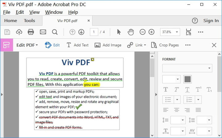 how to edit a pdf digital trends