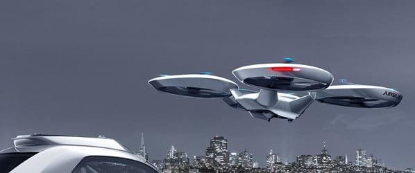 Germany plans to put flying taxi concept into the sky