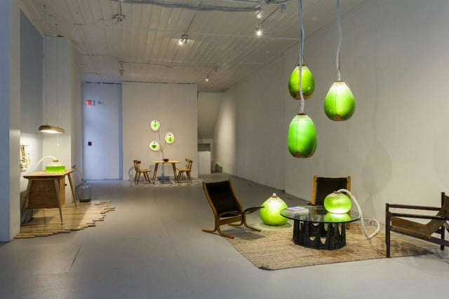 microalgae lamps can light your home and are edible algae lamp 06
