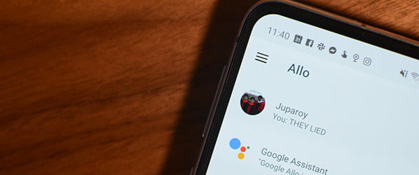 Hey Google, why did you kill off Allo, your best messaging app years?