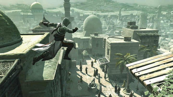 why assassins creed origins setting is its best quality altair free run 1