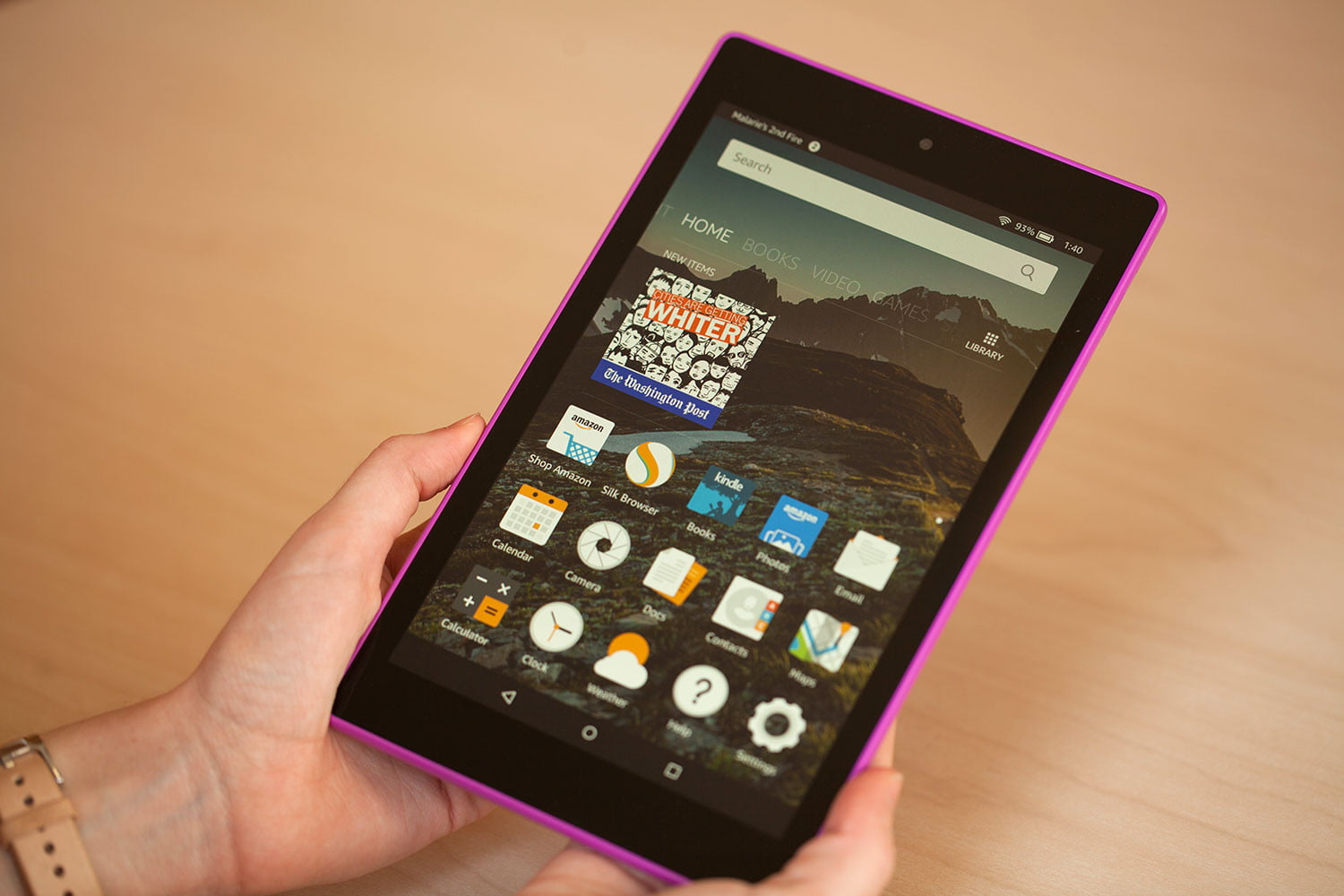 Amazon Fire HD 8 and Fire HD 10 Review | Digital Trends
