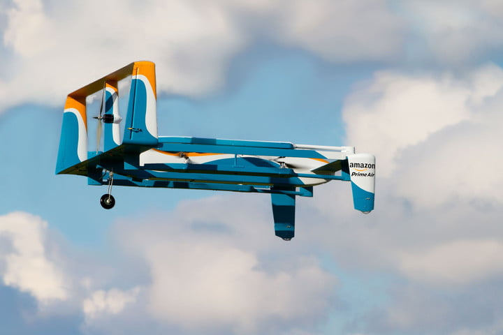 'Drones are more like horses than cars' – Amazon exec talks Prime Air