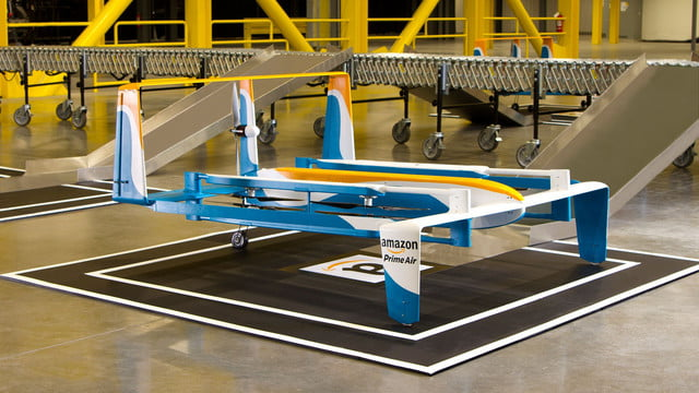 most innovative companies 2015 amazon prime air delivery drone