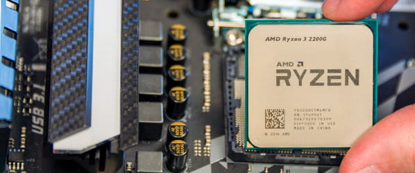 Nowhere is safe now that AMD has suffered its own Meltdown