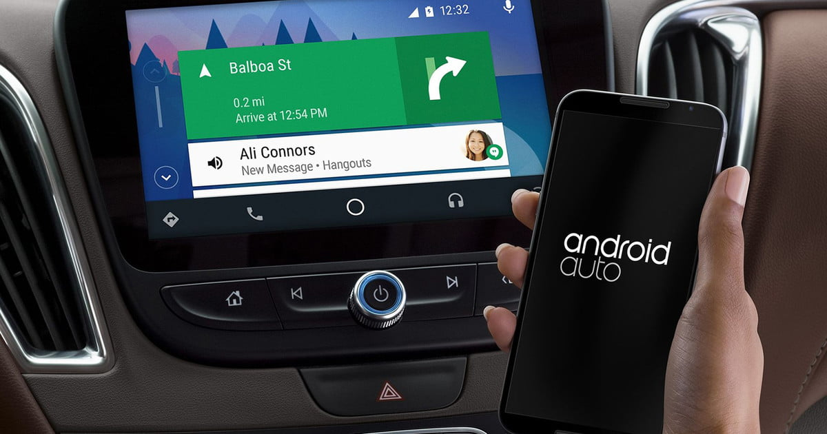 what is android auto features functions compatible cars digital trends. Black Bedroom Furniture Sets. Home Design Ideas