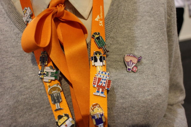 mwc 2015 android pin collecting pins 12