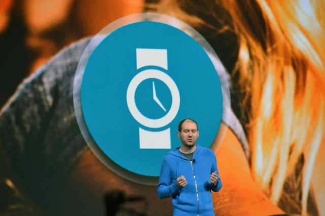 Android Wear: Google reveals new watch details at I/O