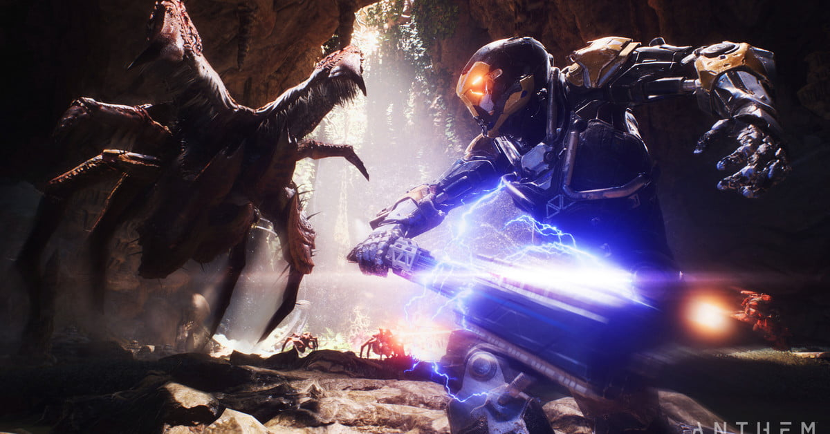 'Anthem' hands-on preview