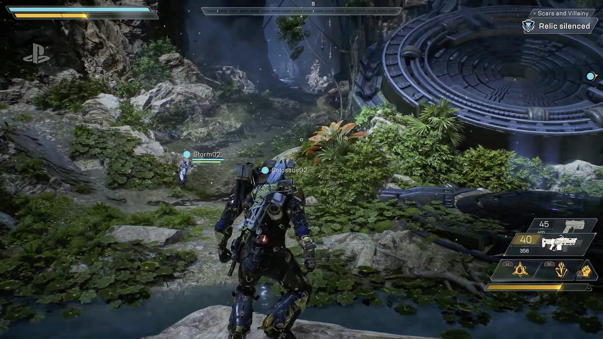 anthem hands on preview digital trends