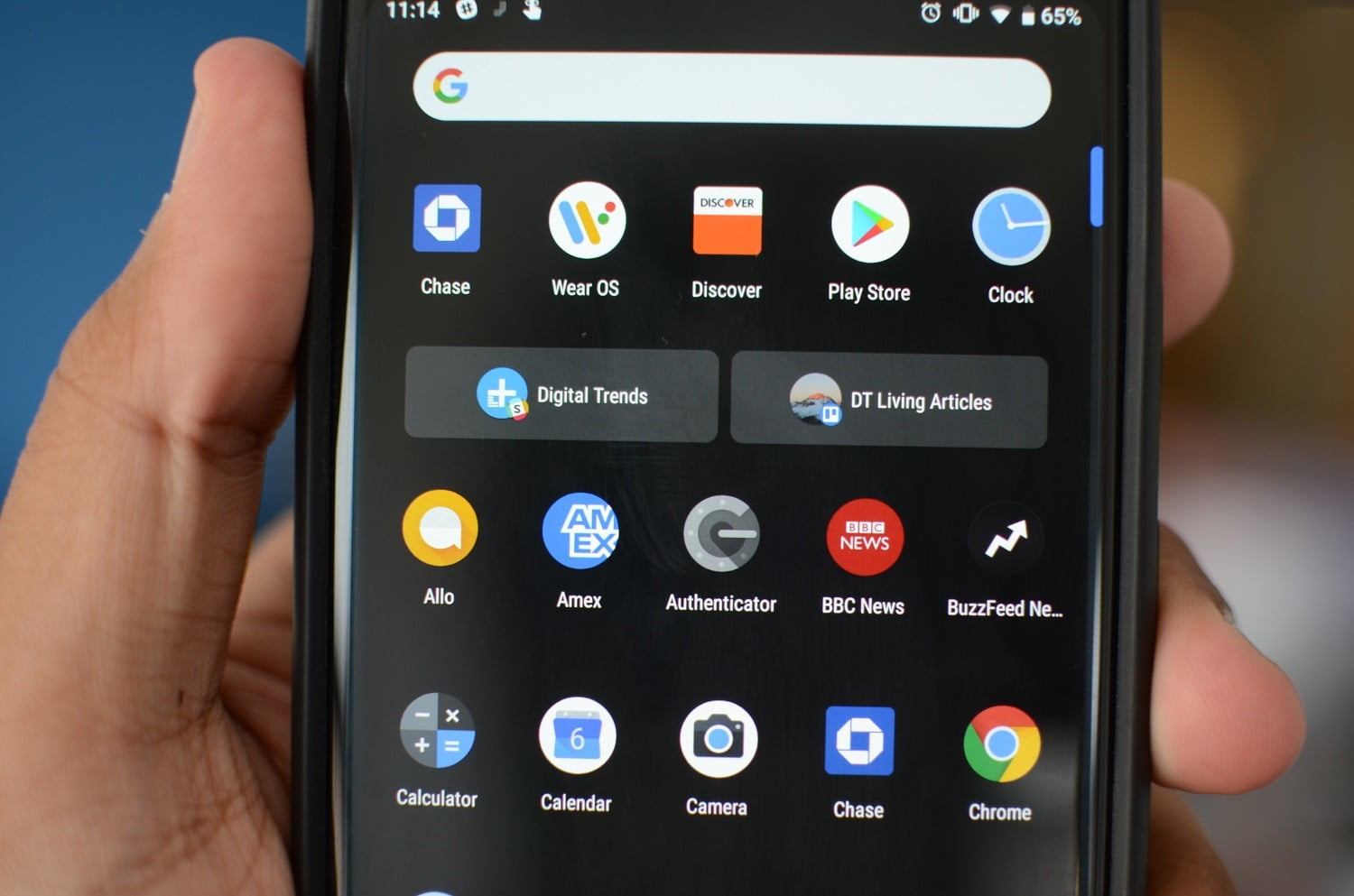 how app actions in android 9 0 pie work and how to control them digital trends. Black Bedroom Furniture Sets. Home Design Ideas