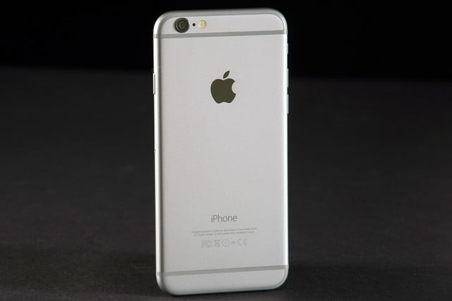 Apple iPhone 6 back 2