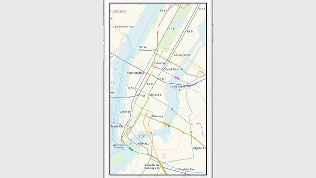 everything you need to know about apples wwdc 2015 keynote apple maps transit 3 1288x724