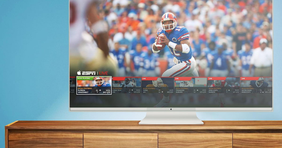 Apple tv espn streaming issues