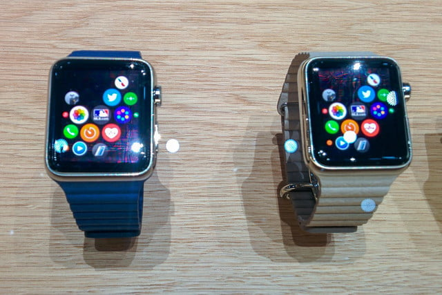 apple watch hands on 13