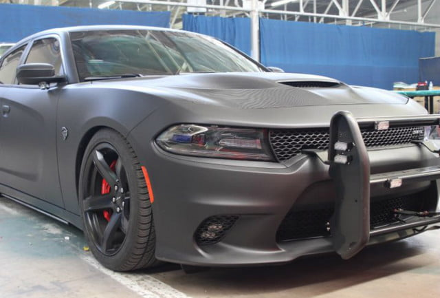 Armormax Awd Charger Srt Hellcat May Be The Ultimate Police Car