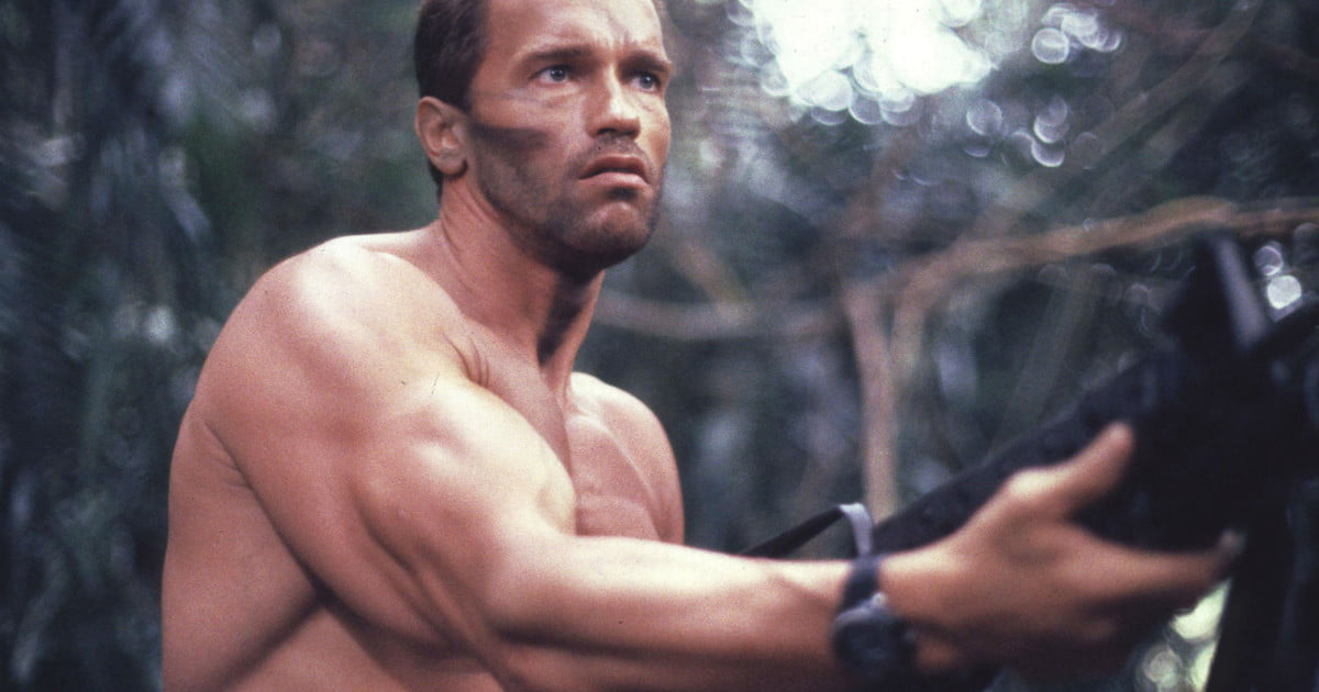 Schwarzenegger Might Be 'Old Arnold' In New Predator Movie ...