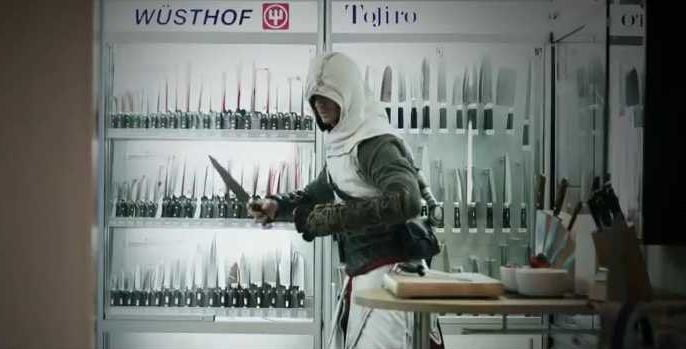 Assassin S Creed Promo Brings Altair To Modern Day