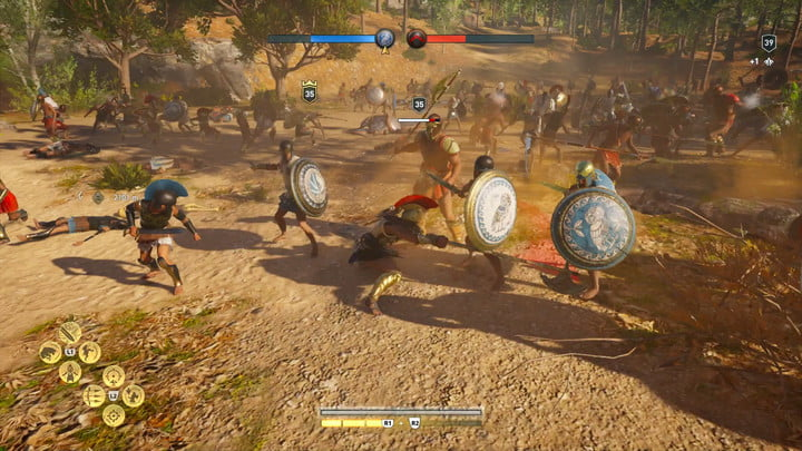 Assassin S Creed Odyssey A Leveling Guide To Power Through The