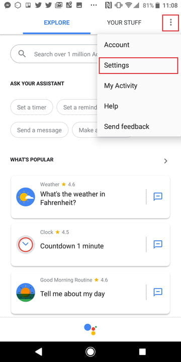 easy guide on how to change google assistants voice assistant 2