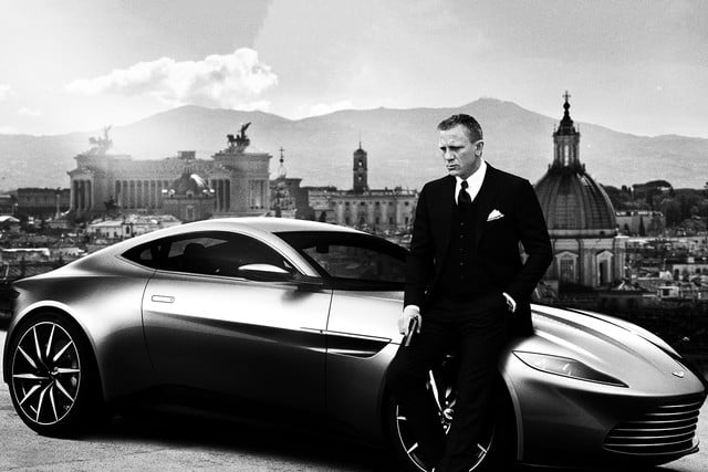 all time wackiest james bond cars aston martin db10  spectre 2015