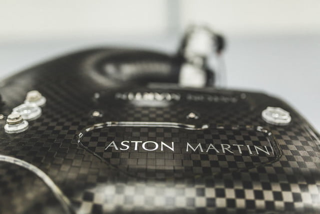 aston martin valkyrie hypercar details news pictures v12 engine 7