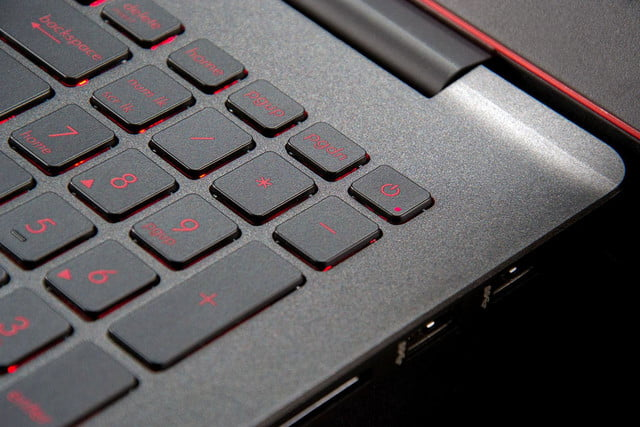 ASUS RoG G501JW DS71 power button